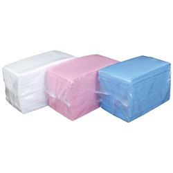 Food Cloth (4-Fold, Popup, PU Color Cloth Type)