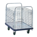 Dandy Container Dolly Cart Series - Basket Dolly Cart