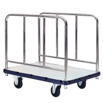 Steel Dandy Hand Truck Series Handle Dual-Side-Type Lengthy Product Transportation Hand Truck
