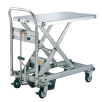 Footstep Type Stainless Steel Lift Dolly Dandy Lift