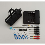Tool Set S-310 Roll Up Case