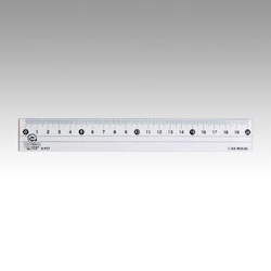 Recycled PET Ruler 20 cm