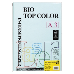 BIO Top Color Paper PPC A3 Blue
