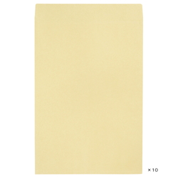 Craft Envelope, w/ Gusset, 216 x 277 mm, 10 Pieces