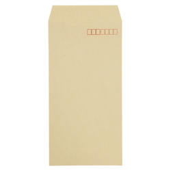 Single Action Craft Envelope, 70 g, Side Pasting, 120 x 235 mm with Border, 1000 Pieces