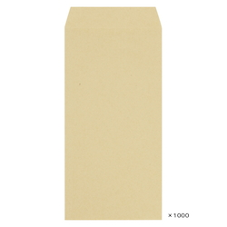 OK 120 x 235 mm Craft Envelope, 70 g, No Zip Code, 1,000 Pieces