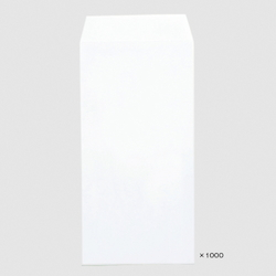 120 x 235 mm Special White Kent 80 g Side Adhesive No Zip Code 1,000 Pieces