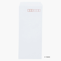 Special White Kent 90 x 205 mm Envelopes 80 g 1,000 Pieces