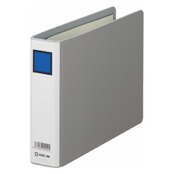 KING FILE G A5E Gray Standard: A5 Size Landscape Back Width: 46 mm Bind Thickness: 30 mm Appropriate Capacity: 300 Sheets