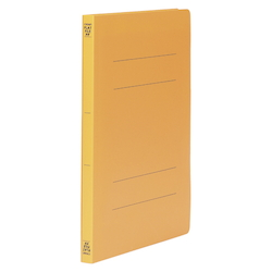 PP Flat File A4S 10 Pieces Orange
