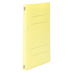 PP Flat File A4S 10 Pieces Yellow