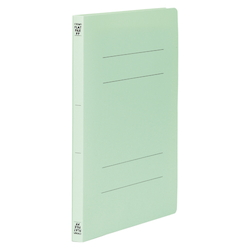 PP Flat File A4S 10 Pieces Green