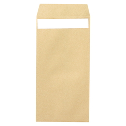 Craft Envelope, 240 x 332 mm, 85 g, w/ Tape, 500 Pieces