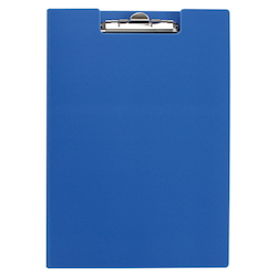 Clipboard, Blue