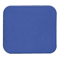 Stamp Pad, Blue CR-NM19-BL