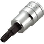 Joint T Type Tamper Proof Torx Bit Socket (9.5 mm Square Drive)
