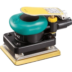 Orbital Air Sander (Uses Hook and Loop Fastener Sandpaper) Non-Dust Collecting
