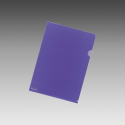 Color Clear Holder B5 Indigo