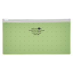 Clear Case, Pen Size, Yellow Green