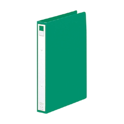 Ring File A4 Portrait Type (Spine Width 36 mm) Green