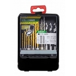 Drill Stand Case for 16 Hexagonal Shank Drills (M & M)