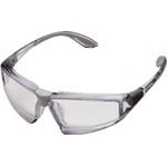 Twin-Lens Type Protective Goggle Replacement Lens