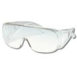 Protective Glasses, Visitor Glasses, MP-911 (Hard Coated), Clear