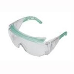 VISION VERDE Protective Glasses VS-301F, Can Be Worn with Glasses (Anti-Fog)