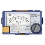 Analog 3-Range Insulation Resistance Meter