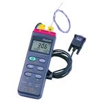 Data Logger Type Digital Thermometer (2-Contact Type)