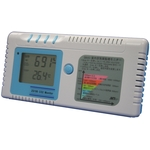 CO2Plus Temperature Monitor