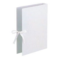 Sheet File A4S Attached White