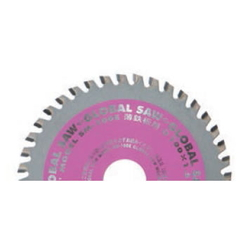 Tipped Saw for Thin Sheet Iron