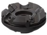 Plane Milling Cutter/Arbor Mounting Model