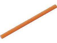 Ceramic Fiber Stick Grindstone, Round Bar, Granularity #400 or Equivalent (Orange)