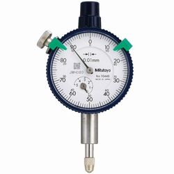 Series 1 Small Dial Gauge, Outer Frame Diameter φ31 mm, φ36 mm, φ40 mm Type (Mitutoyo)