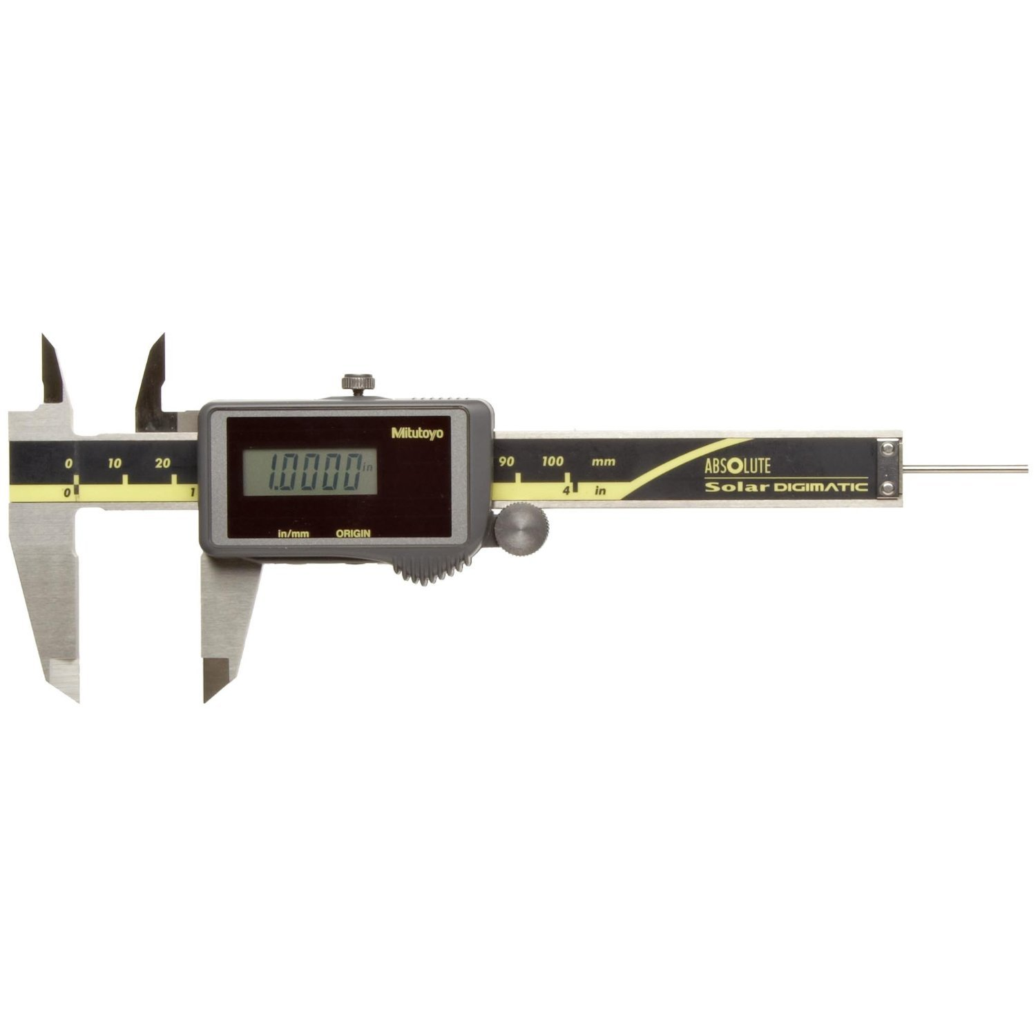 ABSOLUTE Solar Caliper SERIES 500 — No battery or origin reset needed (MITUTOYO)