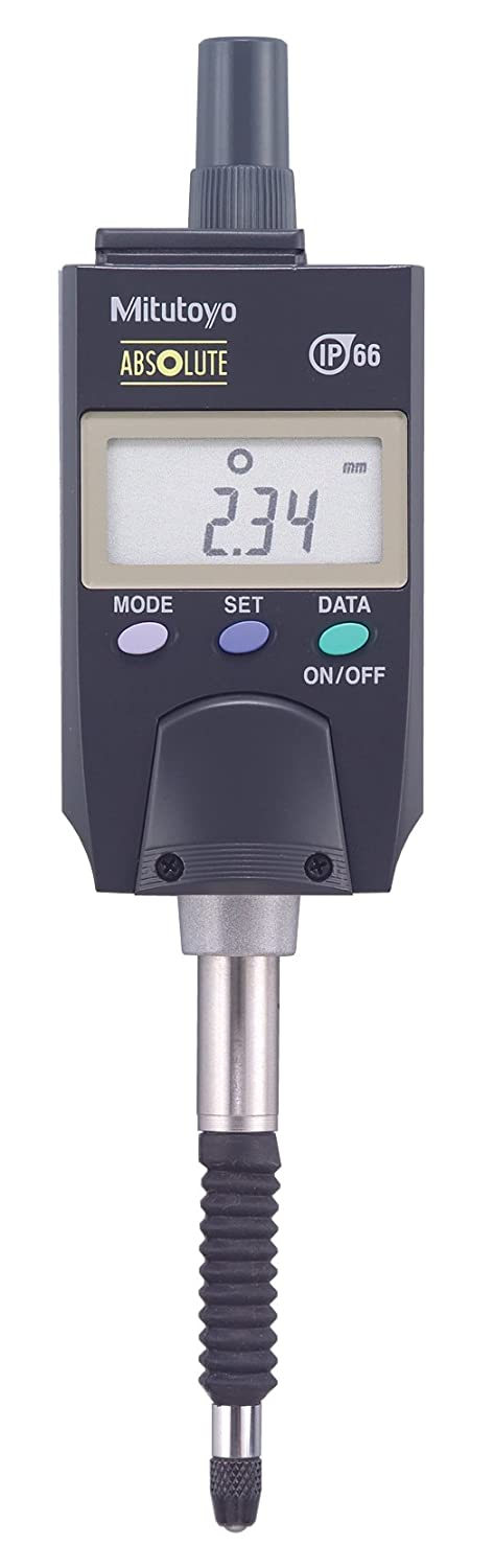 ABSOLUTE Digimatic Indicator ID-N/B SERIES 543 — with Dust/ Water Protection Conforming to IP66 (Mitutoyo)