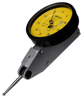 513 Series Horizontal Dial Test Indicator, Standard, 1.5mm Range, 513-426-10H (Mitutoyo)