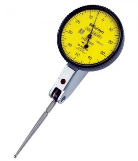 Horizontal Dial Test Indicator, 1mm Range, 513-415-10H (Mitutoyo)