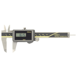 500 Series ABS Digimatic Caliper CD-SC/SCT, Solar Type, 500-445 (Mitutoyo)