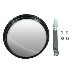 Compact Garage Mirror (Round and Square)