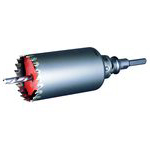 "Poly-Click Series, Rotary Core Drill Bits ""H Core"""