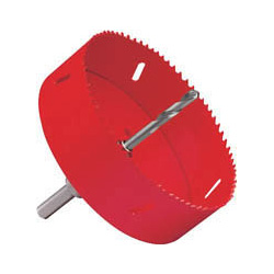 S-Lock Bimetal Hole Saw (for Plastic Manhole Covers)
