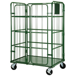 Rusty Pallet (Basket Truck), with Fold-Out Doors KB-4C/KB-5C
