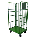 Rusty Pallet (Roll Box Pallet) Middle Shelf RC/RS