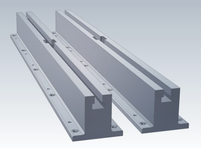 Rail Type Surface Plate