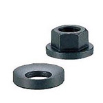 Flange Nut with Spherical Washer