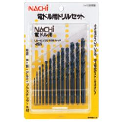 Drill Set Items for Electric Drills (Nachi-Fujikoshi)