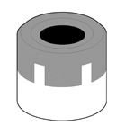J Type Tin Bearing Nut